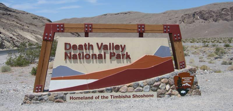 Death Valley Record per la temperatura piu alta mai registrata
