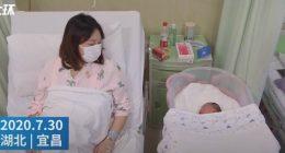 Miracolo neonato nasce con il cordone ombelicale avvolto sei volte