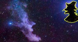 Nasa rilascia le foto della nebulosa della Strega