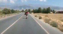 100km orari su un monopattino il video diventa virale