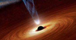 Astrofisico rivela Il mio sogno morire in un buco nero