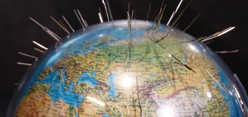 La Nasa registra aumento anomalia del campo magnetico terrestre