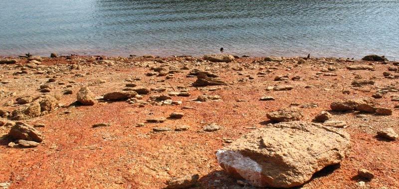 Marte scoperta una rete di laghi