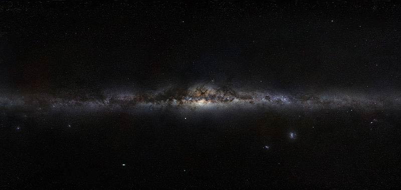 Nuove civilta e sistemi stellari mai ipotizzati prima