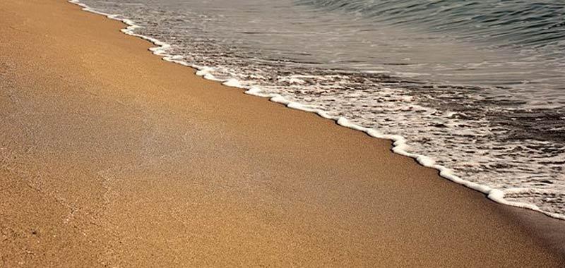 Sardegna 1000 euro di multa per aver rubato la sabbia