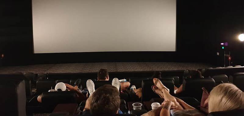 Tenet un fan guarda il film 120 volte
