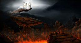 Torna in vita e rivela Inferno esiste ed terribile