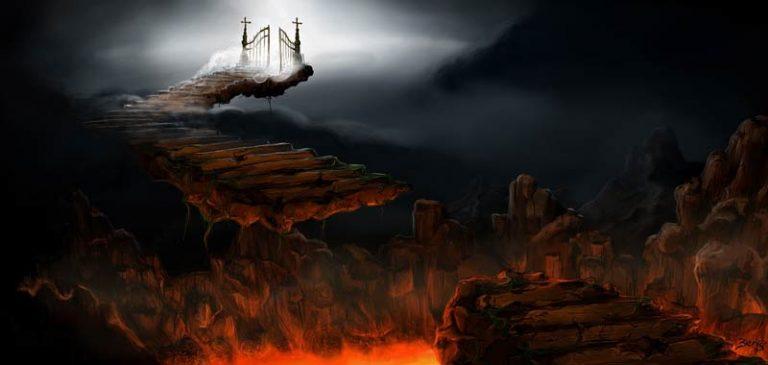 Torna in vita e rivela: Inferno esiste ed è terribile