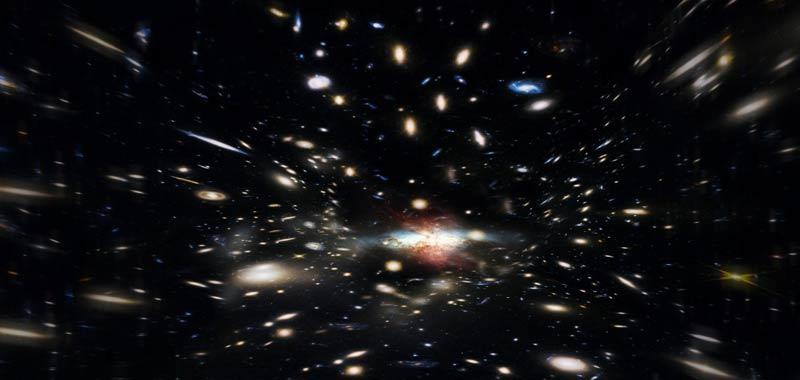 Universo e cervello uguali ipotesi scientifica