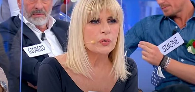 Anticipazioni Trono Over: Gemma Galgani e Biagio bacio sensuale tra i due