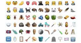 Apple rivela le emoji disponibili con il nuovo aggiornamento