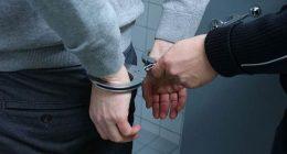 Arrestato perche lascia nome e cognome sulla scena del crimine