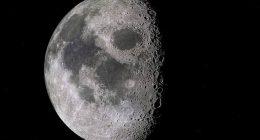 Astronomi Scoperto oggetto di 17 metri in cratere lunare