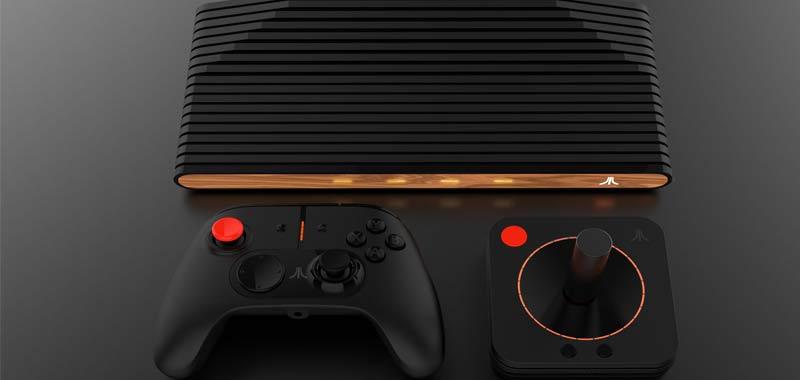 Atari Nuova console insieme ad una cryptovaluta