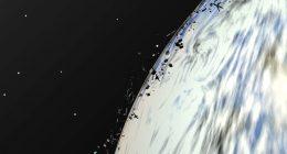 Detriti spaziali il 75 per cento di origine sconosciuta