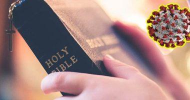 Esistono versetti biblici che parlano del covid-19