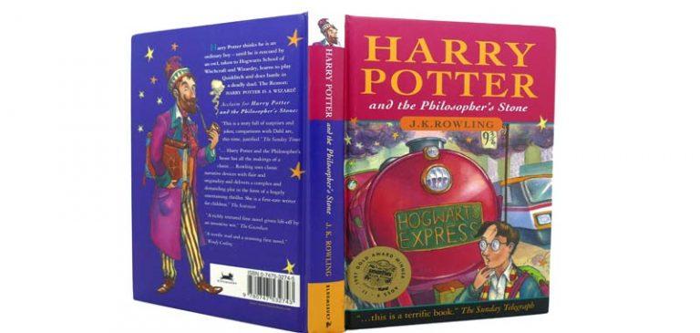 Harry Potter, la prima edizione venduta a 80mila euro