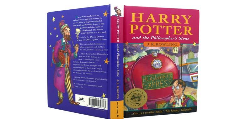 Harry Potter la prima edizione venduta a 80mila euro
