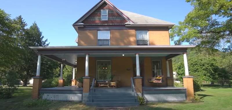 Il silenzio degli innocenti la casa di Buffalo Bill in vendita