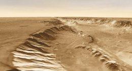 La Nasa scopre dune di sabbia simili alla Terra