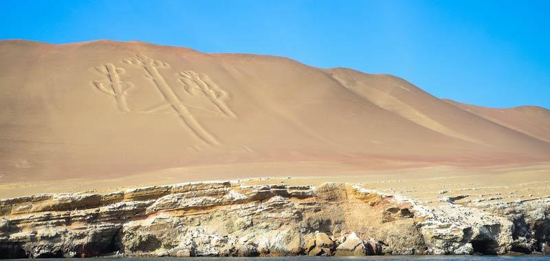 Le linee di Nazca indicavano un antico tempio questo il messaggio