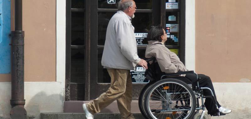 Scegliere auto di qualita per le persone con disabilita