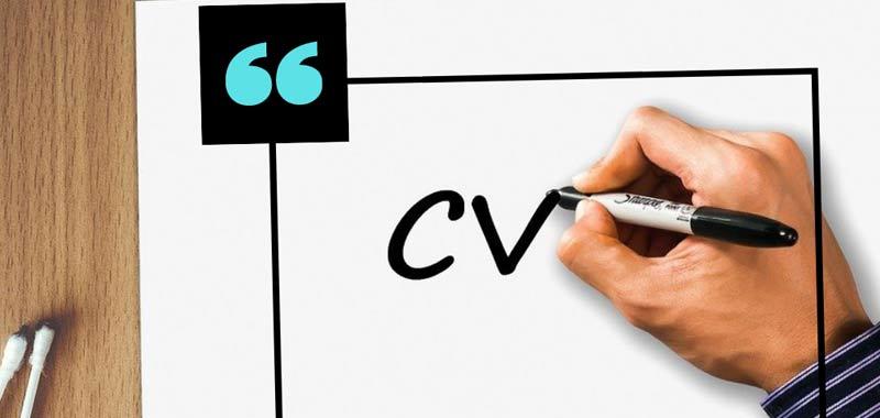 Solo il 2 per cento dei CV passa la prima selezione
