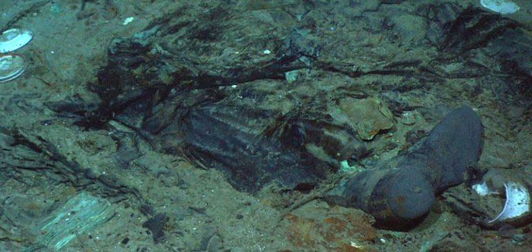 Titanic: Potrebbe contenere ancora resti umani