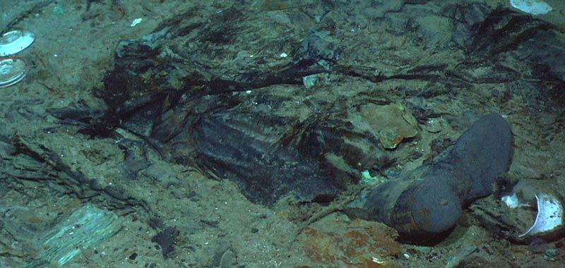 Titanic Potrebbe contenere ancora resti umani