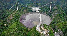 Arecibo il radiotelescopio sara demolito