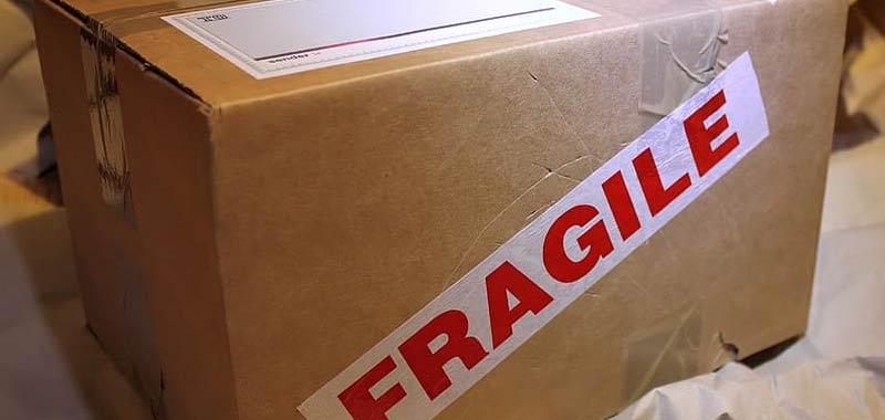Arriva un pacco restano sconvolti dal contenuto