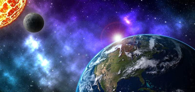 Dove si trova il confine de universo