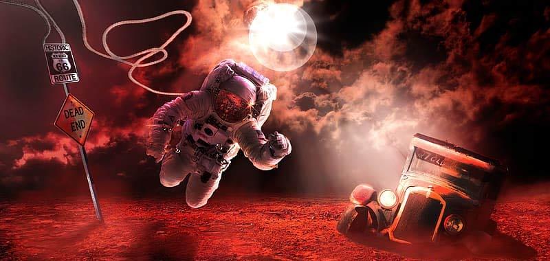 Elon Musk rivela La prima citta su Marte con cupole di vetro