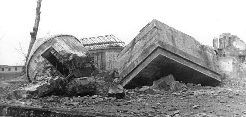 Esisteva una via di fuga nel bunker di Hitler
