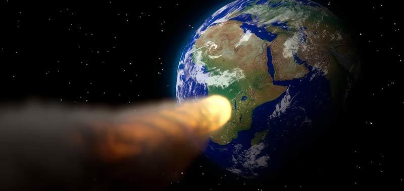 Il sole potrebbe deviare la traiettoria de asteroide Apophis