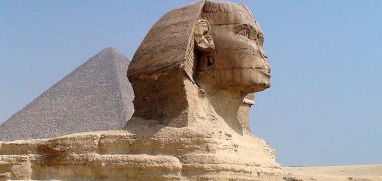 Egitto rivelazione: La testa della Sfige fu sostituita a suo tempo