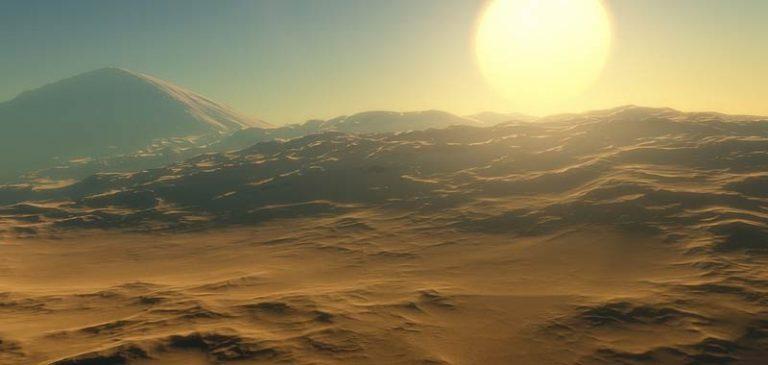 Nuova ricerca svela la presenza di acqua su altri pianeti