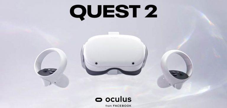 Oculus Quest 2 VR, aggiornamento che aggiunge fluidità al visore
