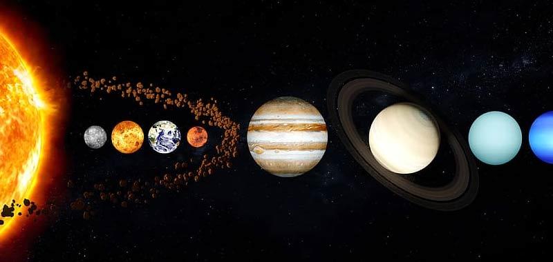 Scienziati rivelano ora esatta della creazione del sistema solare