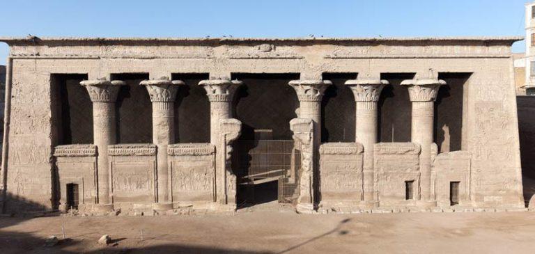 Tempio egizio, scoperte costellazioni a noi sconosciute