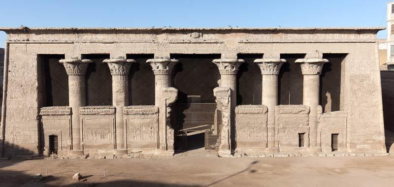 Tempio egizio scoperte costellazioni a noi sconosciute