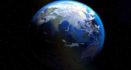 Un oggetto artificiale apparso ne orbita della Terra