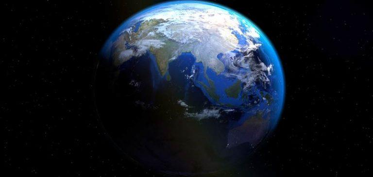 Un oggetto artificiale apparso nell'orbita della Terra