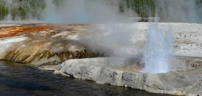 Yellowstone prevista una nuova catastrofica eruzione