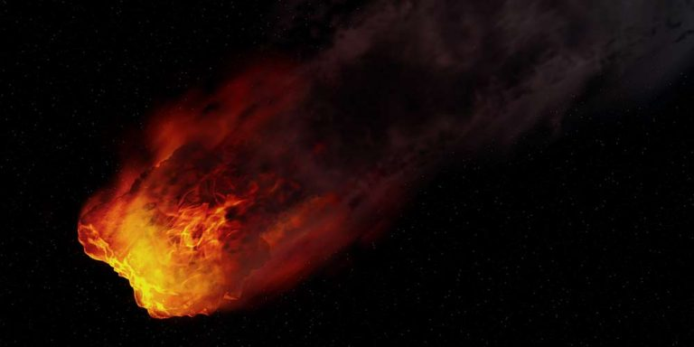 2020 YA1, asteroide in arrivo nel primo mese del 2021