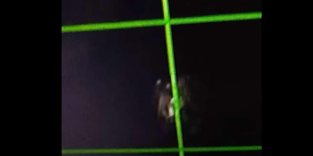 2020 si chiude con incredibile avvistamento di un oggetto ripreso da Space X