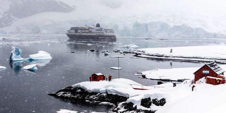 Antartide: perchè continua a tremare, mistero per gli scienziati