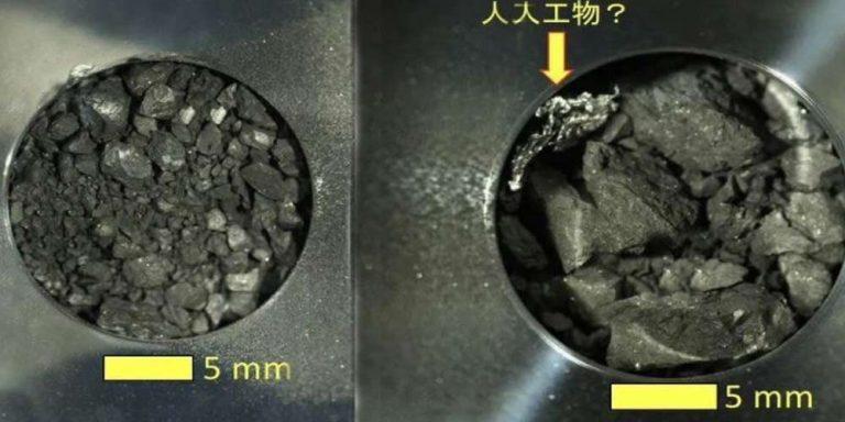 Asteroide Ryugu, la sonda giapponese riporta a terra materiali artificiali
