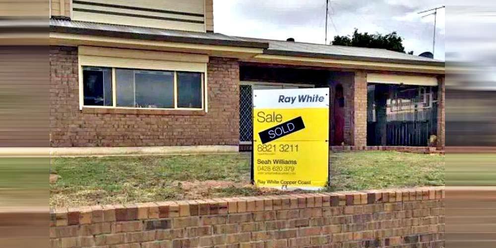 Australia vende appartamento ma qualcosa che non va