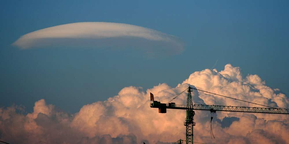 Durante il lockdown picco di avvistamenti UFO una verita